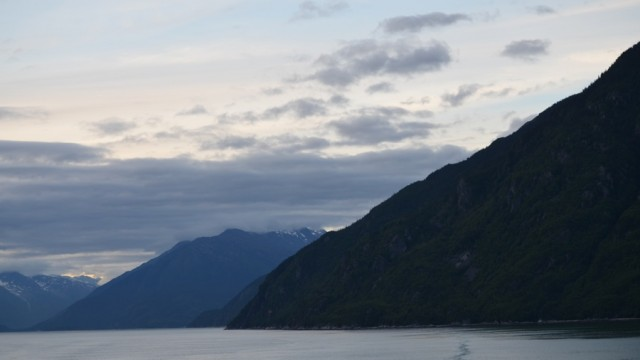 Calm Seas of the Inside Passage - Betty Heinold 2014